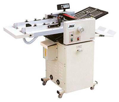 Máquina Dobradeira de Papel JMAC