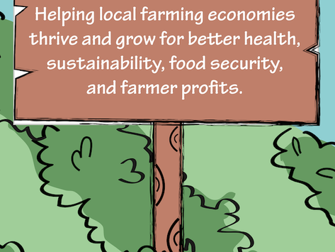 Exploring the Functions of Marketing for Local Food Producers