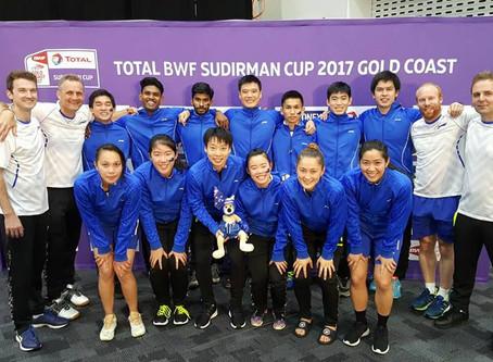 2017 Sudirman Cup - Victorian Wrap-Up
