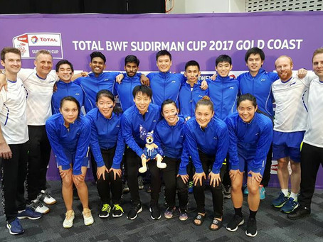2017 Sudirman Cup - Victorian Wrap-Up
