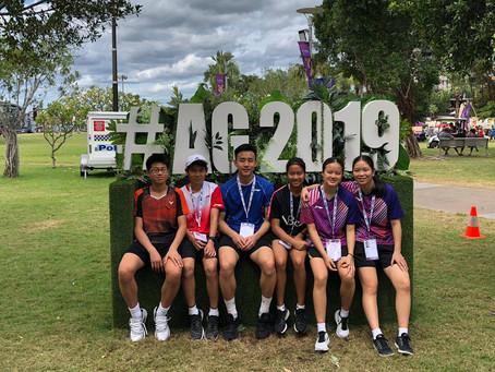 Victorian Juniors at the Arafura Games 2019!