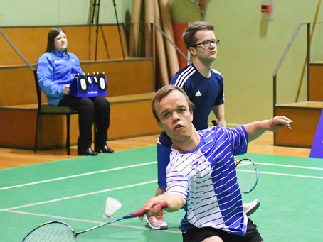 Victorians at the Australia Para-Badminton International and VICTOR Oceania Para-Badminton Champions