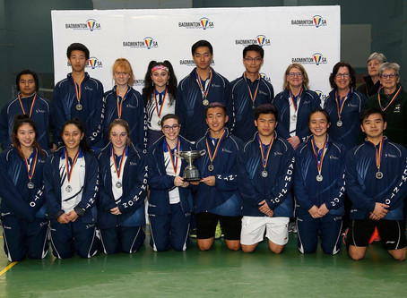 Champions at the 2017 CP Maddern: Victoria Rebels Under 19 State Team