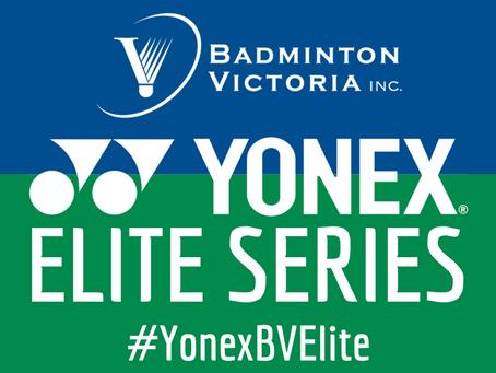 2018 YONEX Elite Series: Introducing the YONEX Elite Sweep