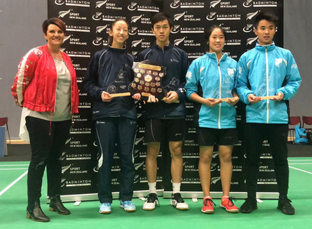 More Silverware for State Players at Australasian Under 17 Championships 2018