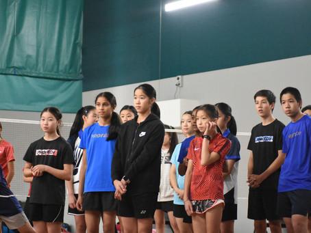 2021 Junior State Squads of Badminton Victoria
