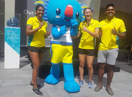Victorians at the Gold Coast 2018 Commonwealth Games!