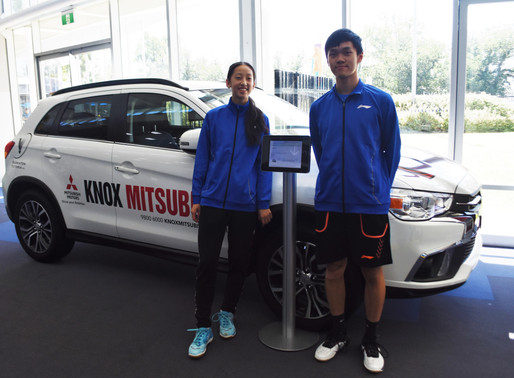 And the Winner of the Mitsubishi ASX SUV Car is...