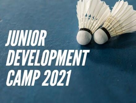 2021 Junior Development Camp: Register Your Interest Now!