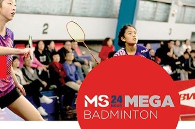 MS 24 Hour Mega Badminton 2020