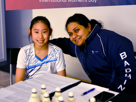 Become a Host Partner for the Badminton Victoria Month of Women and Girls