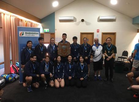 Victorians Smash Australian National Championships and Ede Clendinnen Shield 2020