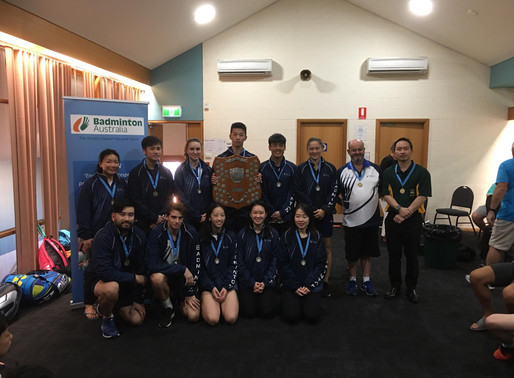 Victorians Smash Australian National Championships and Ede Clendinnen Shield 2020
