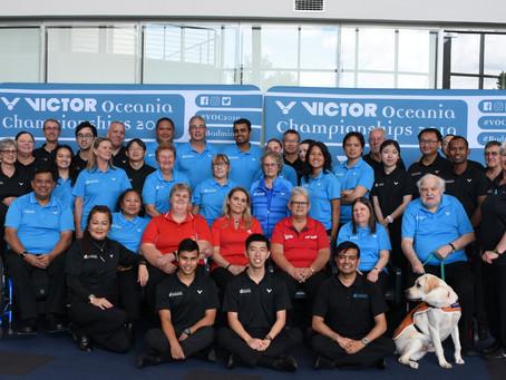 Now Recruiting! - Line Judges for Australian Para-Badminton National Championships 2019