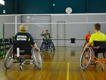 FREE Para-Sport Education and and Introductory Programs