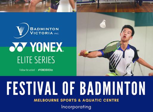 Festival of Badminton 2018!