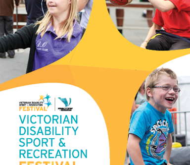 2017 Victorian Disability Sport and Recreation Festival