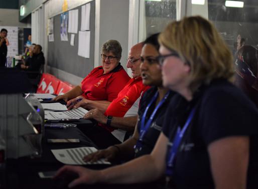 Work and Volunteer Positions in Badminton! - July 2018 Update