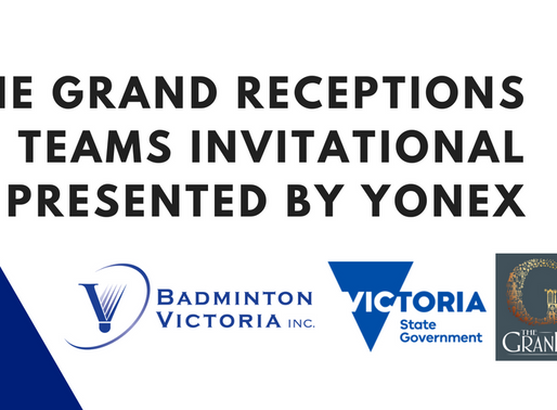 Introducing The Grand Receptions partnership with the BV Teams Invitational