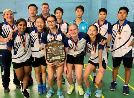 2019 Australasian Champions: Under 17 Victoria Rebels State Team