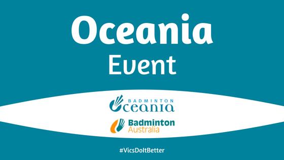 Oceania Event