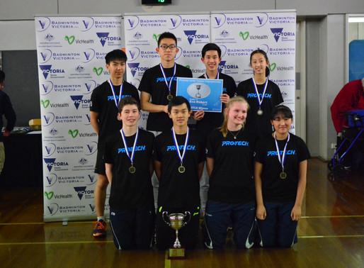 Badminton Victoria Junior Teams Championships hits the City of Greater Bendigo in 2019
