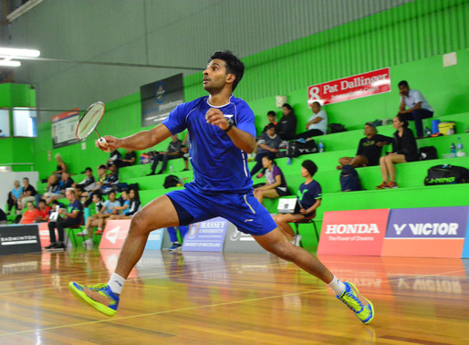 ENTRY NOW OPEN - VICTOR Oceania Badminton Championships 2019 (Open and Juniors)