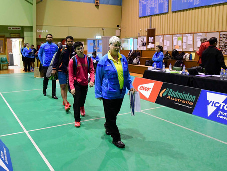 LINE JUDGES AND UMPIRES WANTED - VICTOR Oceania Badminton Championships 2019 (Open and Juniors)