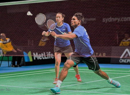 Victorian Results at the 2017 CROWN GROUP Australian Badminton Open