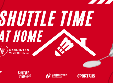 Introducing Shuttle Time At Home