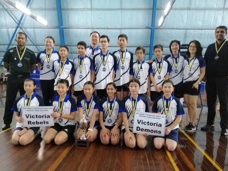 Under 13 Victorian State Teams 2020