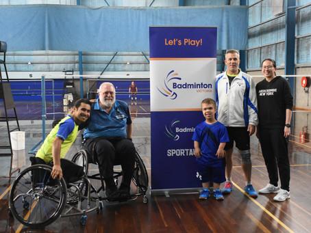 2021 State Para Badminton Development Squad