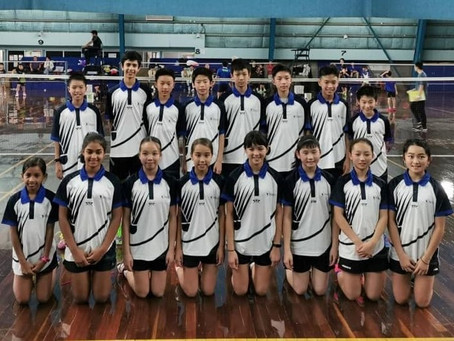 Champions! - WSBA Under 13 Interstate Series and Australian Under 13 Championships 2020