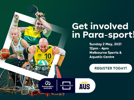 Badminton and Para badminton at Paralympics Australia Multi-sport Come and Try Day