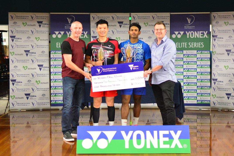 2017 YONEX Victorian Open MD Winner