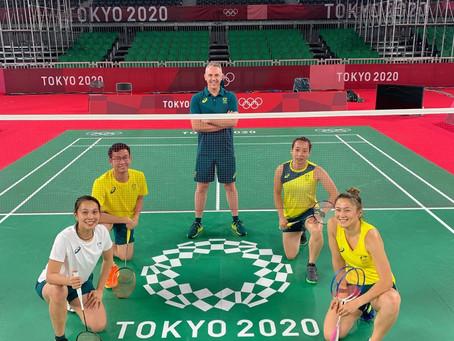 VICs hit the Tokyo 2020 Olympic Games!