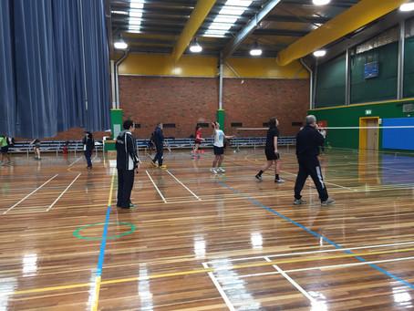 Junior Coaching Clinic in Shepparton