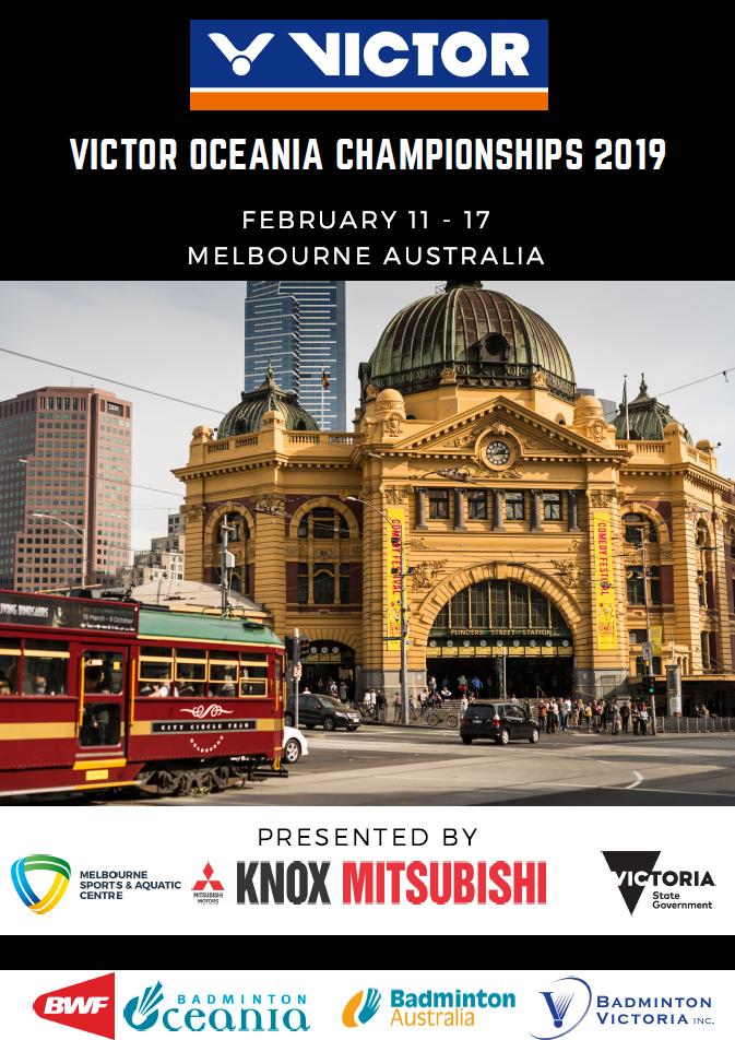 2019 Oceania Champs (Seniors