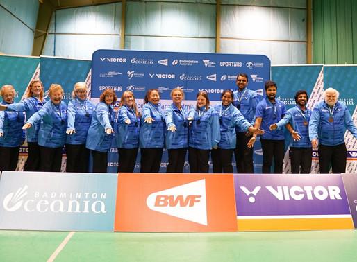 VOLUNTEERS WANTED - VICTOR Oceania Badminton Championships 2019 (Open and Juniors)