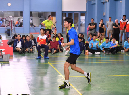 Victorian Shuttlers named in the Badminton Australia Under 19 National Junior Squad in 2019!