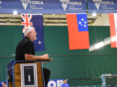 International Umpire Opportunities in Australia - August 2019