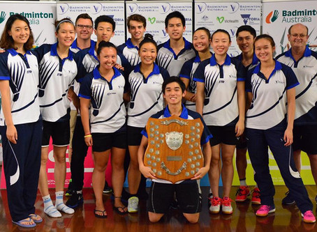 Victoria Smashers Wins National Title at the 2018 Ede Clendinnen Shield!