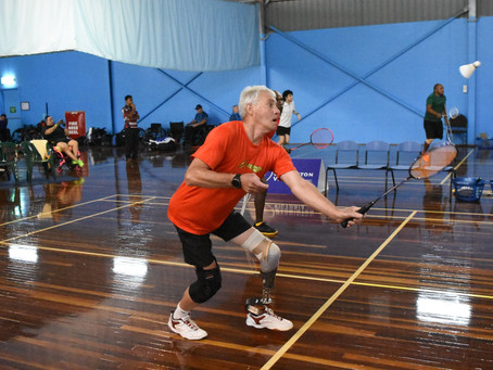 All Abilities Badminton with Ballarat Badminton Association