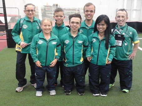 Victorians at the 7th World Dwarf Games 2017