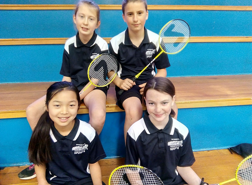 In Review: Shepparton and Districts Primary Schools Badminton Doubles Championships 2019