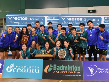 The Wrap: VICTOR Badminton Oceania Championships 2019