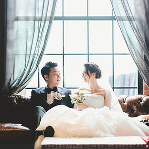 J + E Wedding