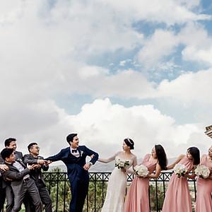 H+J Wedding