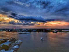 Orange Beach Alabama Sunset