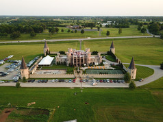 The Kentucky Castle in Versailles Kentucky